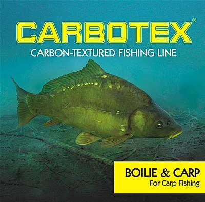 Новая леска CARBOTEX DSC
