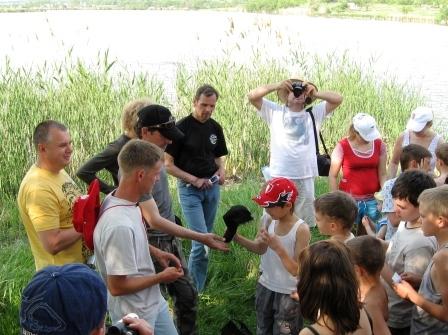 3-й Всеукраинский детский рыбацкий слет
