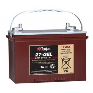 Аккумулятор Trojan 27-GEL