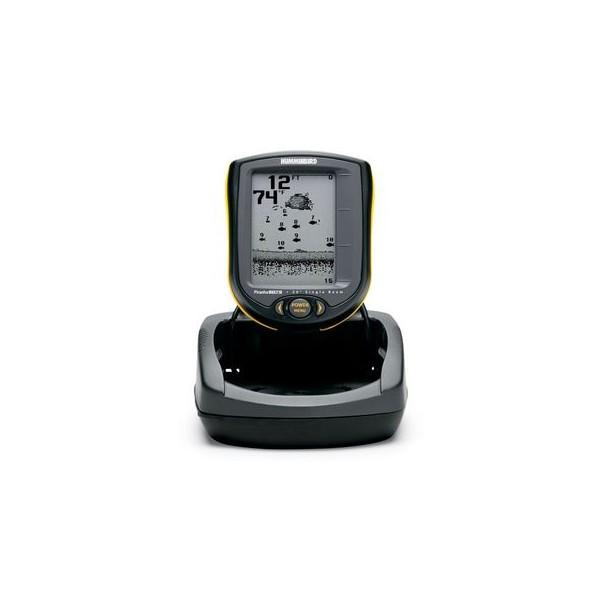 Универсальный эхолот humminbird piranhamax 230 portable